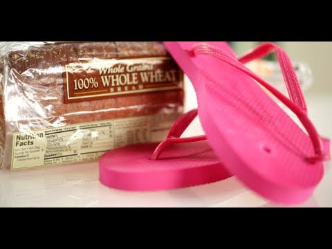 How to Fix a Broken Flip Flop | Fashion DIY | Fashion How To