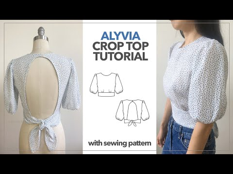 Alyvia Top Tutorial