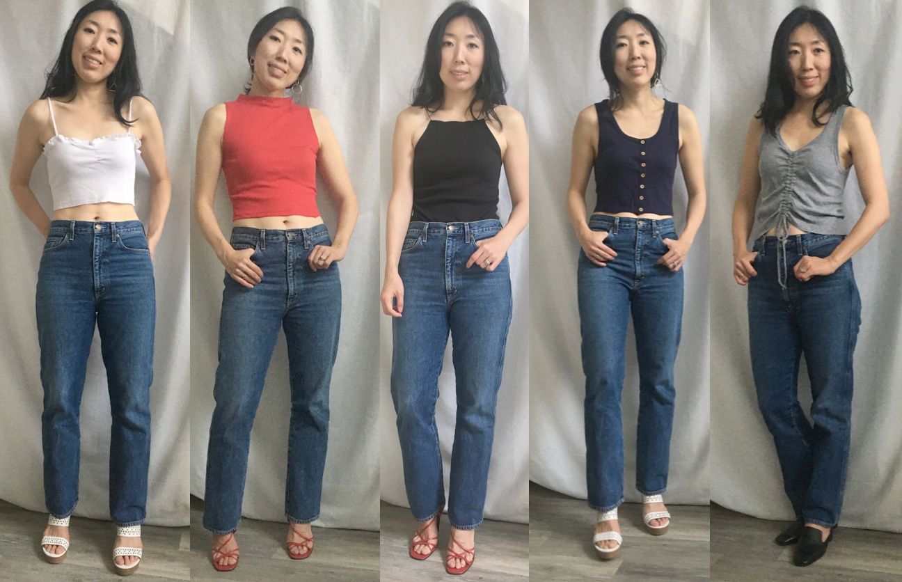 how to transform a tank top