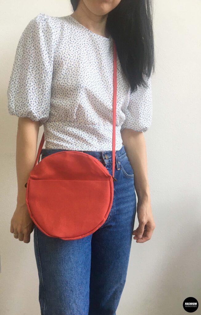 fashion wanderer luna circle purse