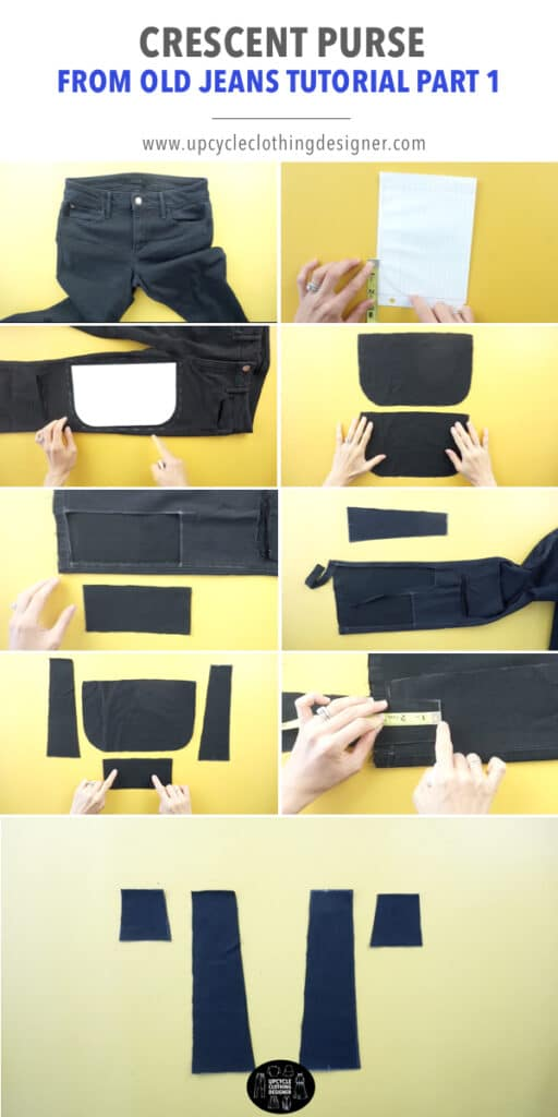 How to make a diy purse pattern
