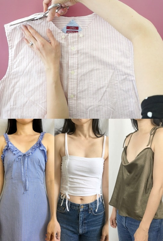 How To Upcycle Clothes