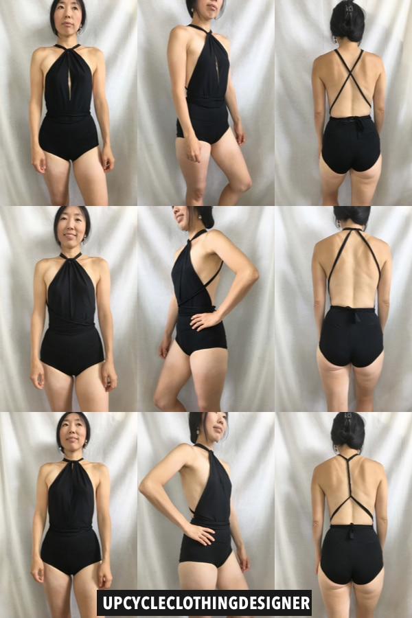 Infinity swimsuit from leggings style ideas