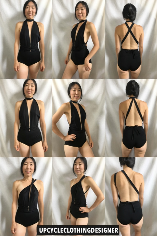 Infinity bathing suit from leggings style ideas