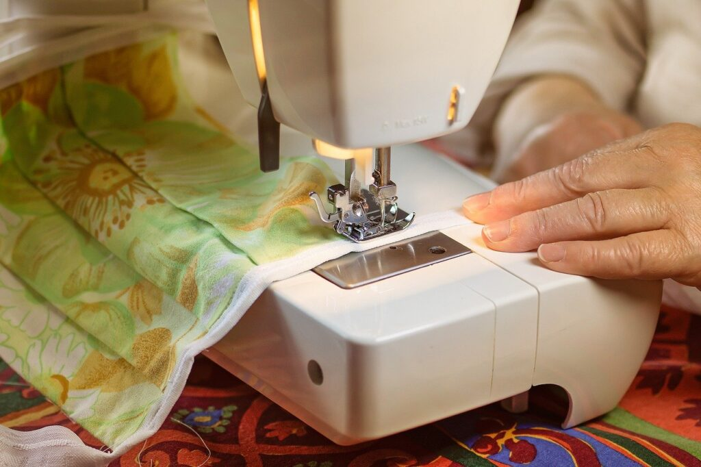 bias binding to sew on sewing machine