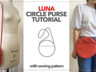 Luna circle purse tutorial thumbnail