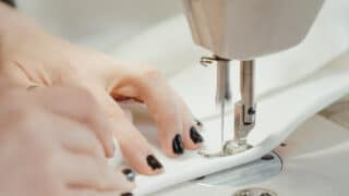 sew binding on sewing machine