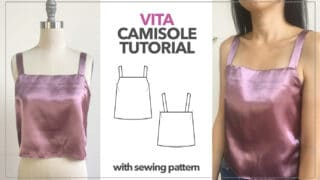 Vita camisole tutorial thumbnail