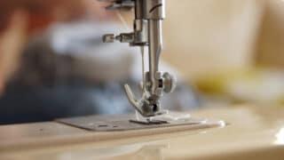 shaft on sewing machine
