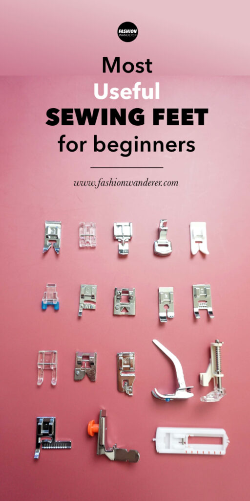 Best sewing machine feet for beginners