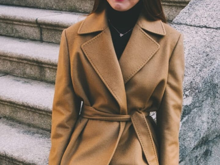 How To Clean A Wool Coat Instead Of Dry Cleaning