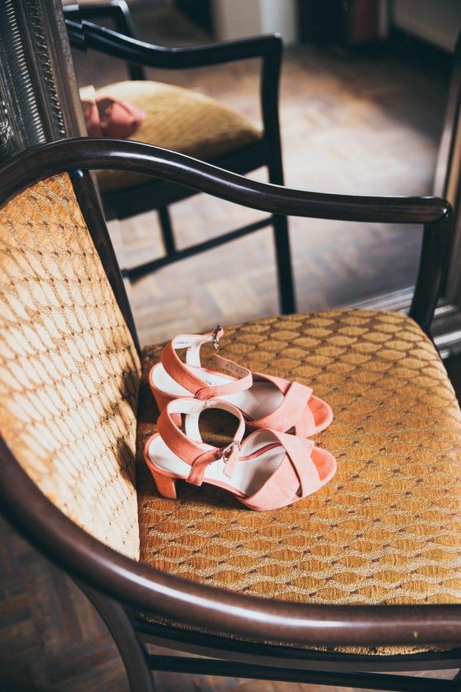 pink velvet sandal heels