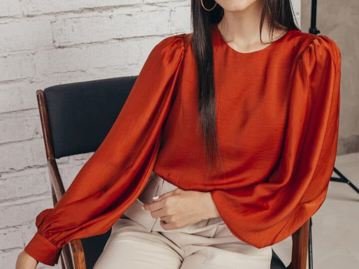 How To Wash A Silk Blouse At Home Even Though It Says Dry Clean Only