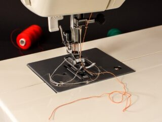 what tension should my sewing machine be set on