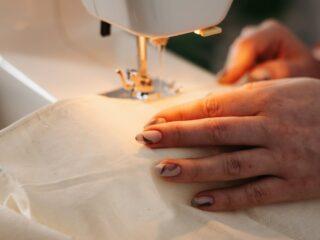 Fixing puckered seams