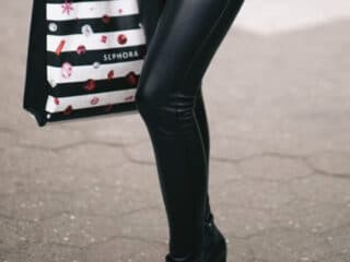 Best way to wash faux leather leggings