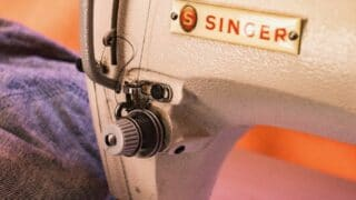 Best way to tailor jeans length