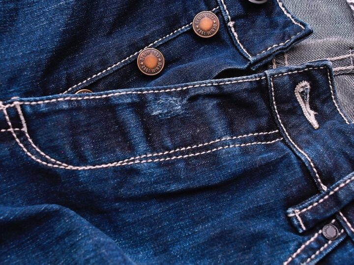 Best way to tailor jeans waist