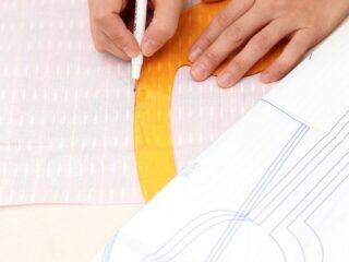 Best way to widen dress pattern