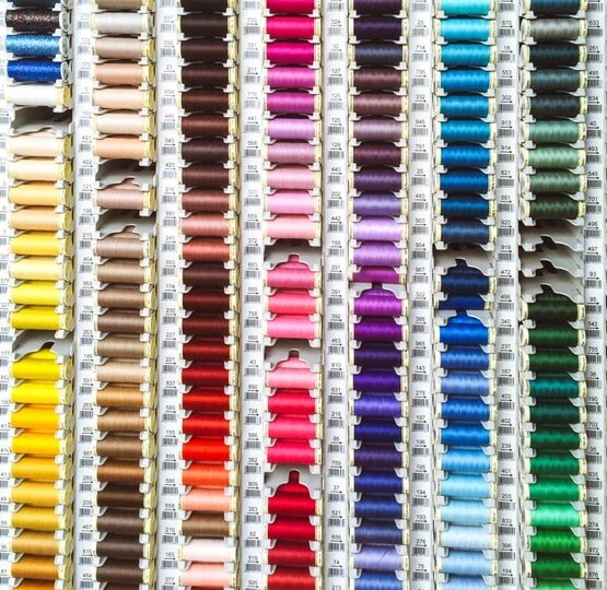 Best way to choose thread color online
