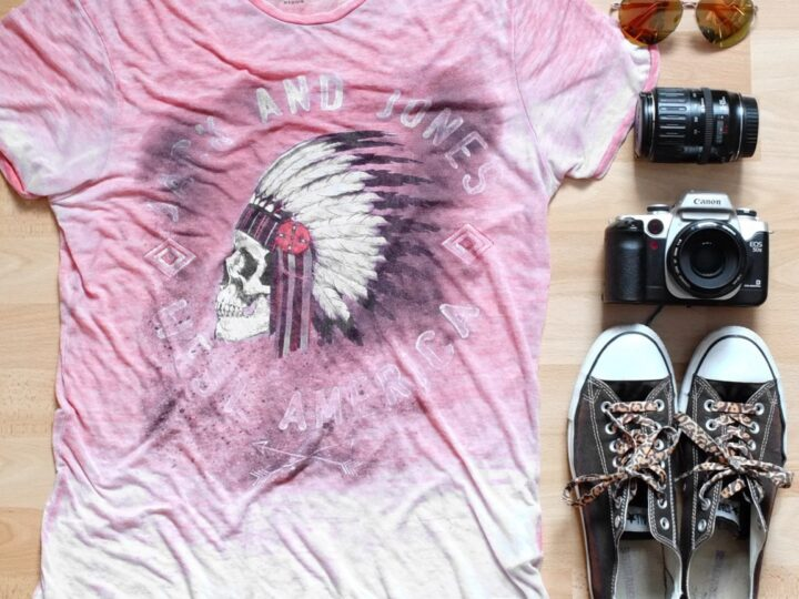 Best way to shrink graphic tees