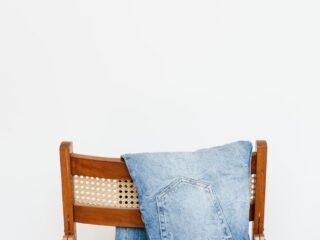 Best way to shrink jeans waist