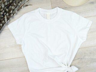 Best way to wash t-shirt in washing machine