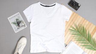 Best way to wash white t-shirts